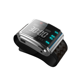 Semiconductor Laser Watch
